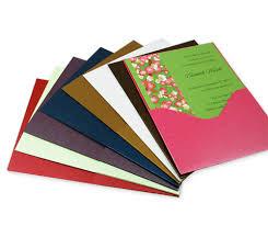 pocket invitation envelopes pocket card wood grain tindalo lci paper
