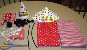 diy no sew party hat tutorial coolest family on the block