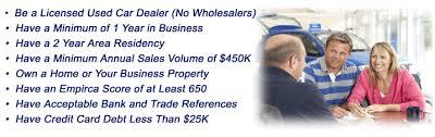 we purchase sub prime consumer auto paper portfolios