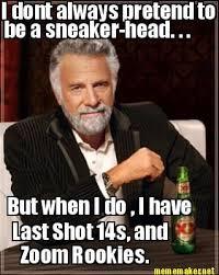 Sneakerhead Meme - yeezy iis gallery 25 hilarious sneaker memes complex