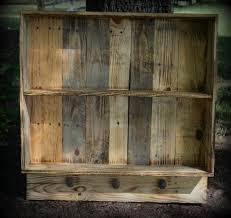 Pallet Wood Bookshelf Rustic Bookshelf Out Of Pallets Wood Pic Bookshelf Out Of Pallets