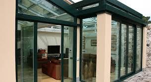 veranda a libro verande in alluminio schuco a roma dimensione alluminio