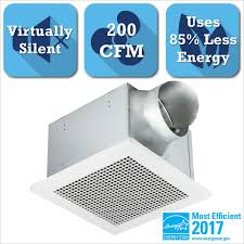 Bathroom Fan Cfm Air King High Performance 50 Cfm Ceiling Exhaust Bath Fan Energy