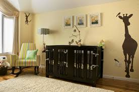 Jungle Curtains For Nursery Awesome Jungle Curtains Baby Room Design Baby Room Gallery Image