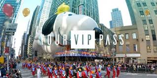 macy s thanksgiving day parade 2017 premium viewing american brunch