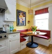 kitchen corner bench seating amarillobrewingco kitchen corner