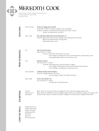 Ct Resume Resume For Cook Resume For Your Job Application