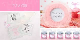 it s a girl baby shower decorations it s a girl baby shower party supplies party city