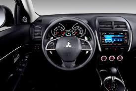 mitsubishi outlander sport interior 2014 mitsubishi outlander sport se interior