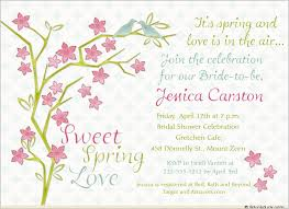 bridal shower invitations wording wedding shower invitations wording ilcasarosf