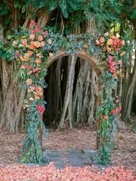 Wedding Arches Miami Flamingo Gardens Wedding Miami Wedding Photographer Macrame