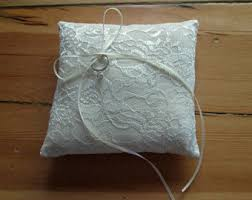 wedding pillows ring bearer pillows etsy