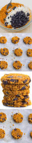 thanksgiving chocolate chip cookies pumpkin chocolate chip cookies addictive