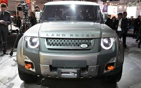 land rover dc100 land rover dc100 and dc100 sport 2011 frankfurt motor show
