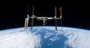 soyuz ms spacecraft with three crew members undocks iss live