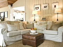 Cottage Style Sofa by Country Cottage Living Rooms Decorative China The Same Color