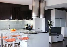 cuisine 2 couleurs cuisine 2 couleurs stunning table de cuisine couleur crme with
