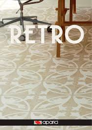 Retro Flooring Retro Collection Aparici Pdf Catalogues Documentation