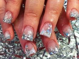 cute nail designs french tip nail designs