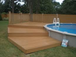 41 Stylish Ground Pool Deck Ambito