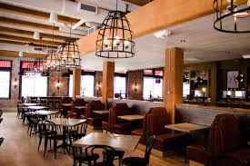 Cafeteria Kitchen Design Restaurant Review Bastille Kitchen In Fort Point Regarding