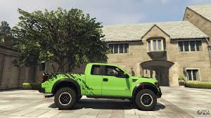 ford raptor side view ford f150 svt raptor 2012 v2 0 for gta 5