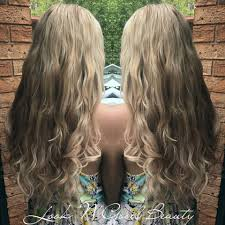 Double Weft Hair Extensions by Home Look N Good Beauty Look
