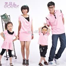 sallei clothing fashion summer family set and child clothes