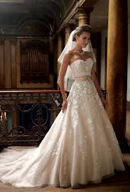 wedding dresses we for 1 500 david tutera lace