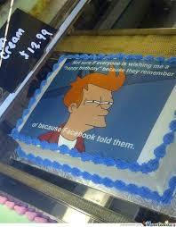 Meme Birthday Cake - my birthday cake by djoe8 meme center