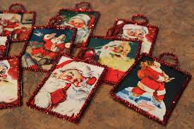 smiley creations diy vintage christmas ornaments
