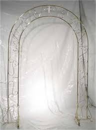 wedding arch kit for sale b wize rentals arches