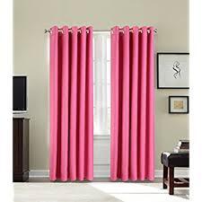 Fuschia Blackout Curtains 66x72