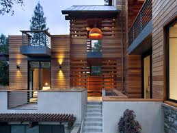 exterior handrail designs modern wood siding deck in exterior