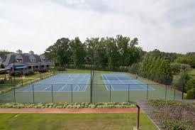 Basketball Courts With Lights Tennis Court Basketball Court Chateau Tivoli Roswell Ga