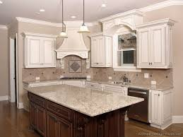 kitchen cabinets that look like furniture white kitchen cabinets cabinets give an oldworld vibe