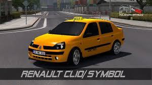 renault car symbol ets2 v1 28 pdt renault clio symbol youtube