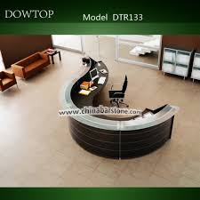 S Shaped Desk Dowtop Manufacturer Of Artificial Marble White S Shaped Office