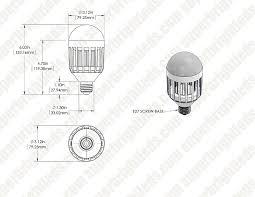 led z bug bulb porch light by nebo 600 lumens novelty lighting