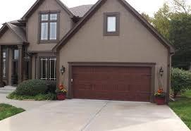 Garage Styles Walnut Garage Doors I70 All About Top Home Design Styles Interior
