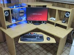computer furniture for home awesome gaming desks office style