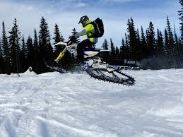 motocross snow bike snow archives giant loop