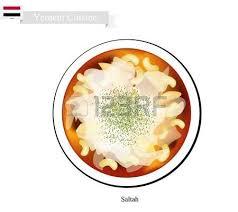 fenugrec cuisine cuisine yéménite saltah ou ragoût de boeuf aux épices légumes et