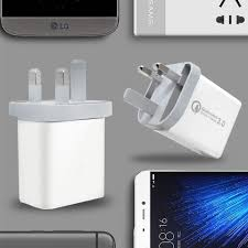 speed charger android real qc 3 0 charge 3 port usb wall fast charger 30w for