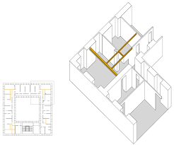 clue movie house floor plan depa adds a mirrored ticket office to a baroque museum