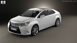 lexus hs 250h review lexus hs 2014 3d model by hum3d com youtube