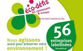 chambre de commerce 06 commerce 06 le label ecodefis sur laurent du var