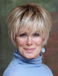 very stylish short haircuts for older women over 50 page 2 of 4