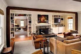 High Mount Tv Wall Living Room Surprising Comfy Farmhouse Living Room Designs To Steal Living