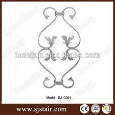 garden fence ornamental scroll panels and decorative cast iron